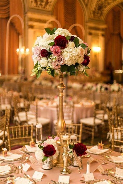 tall wedding centerpiece affordable wedding centerpieces