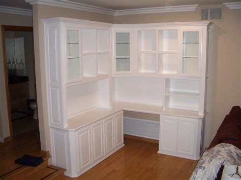 Built In Office Cabinets And Desk Pictures Yvotubecom