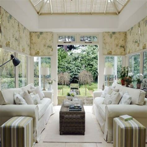 Garden Room Decoration by Create A Classic Garden Room Conservatory Decorating