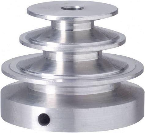 reely aluminium  riemschijf boordiameter  mm conradnl