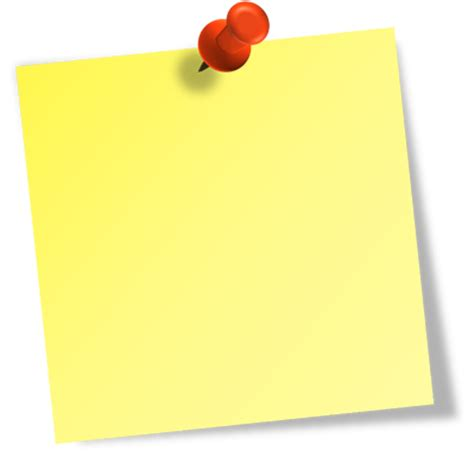 post it post it yellow