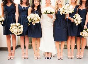 my wedding photos weddingbee With what colour shoes with navy dress for wedding