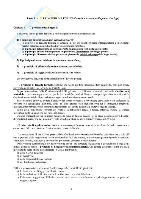 Prof Mantovani Riassunto Esame Diritto Penale Prof Mantovani