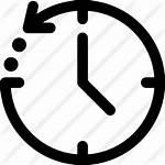 Icon Date Pasado Past Icons Icono Iconos