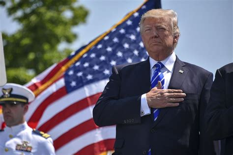 trump flag american general killed iranian tweets only
