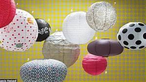 Suspension Boule Japonaise : suspension papier japonais ~ Teatrodelosmanantiales.com Idées de Décoration