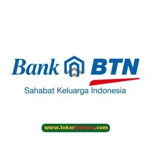 lowongan kerja kalimantan pt bank tabungan negara btn