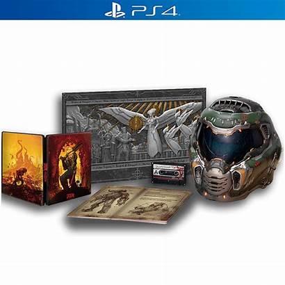 Doom Ps4 Eternal Edition Collector Collectors Pc