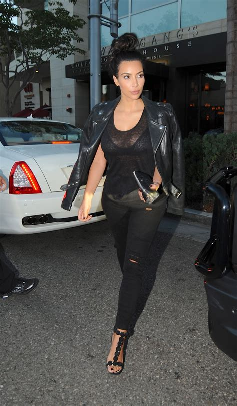 kim kardashian   restaurant  los angeles august