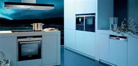 Siemens Official Supplier // Barget Kitchens