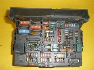 Bmw - Fuse Box