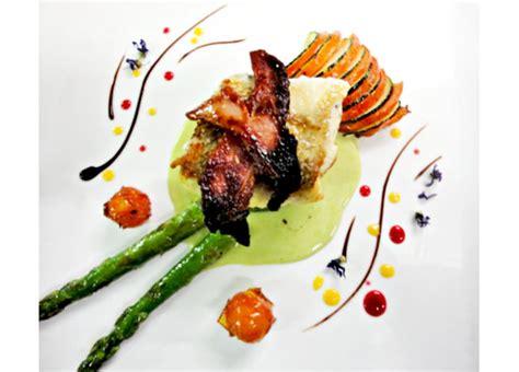 fond blanc cuisine la recette du chef aveyronnais filet de sandre poêlé au