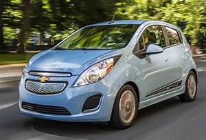 Chevrolet Cuts Price On The 2015 Spark Ev  Sticker Can Go As Low As  14 995