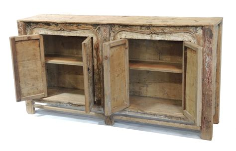 Antique Painted Sideboard by Antique Painted Sideboard Buffet Media Cabinet With