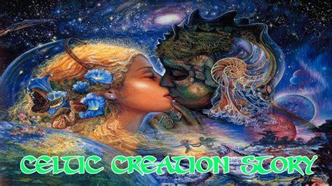 The Celtic Creation Myth - YouTube