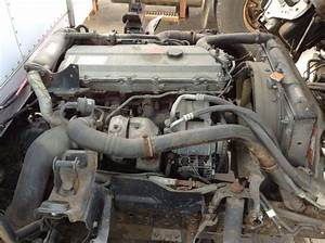2007 Isuzu 4hk1t Engine For A Gmc W4500 For Sale