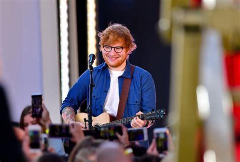 ed sheeran fanshop gifts for ed sheeran fans popsugar