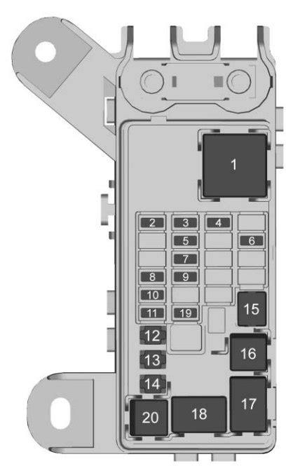 Chevrolet Tahoe Fuse Box Diagram Carknowledge