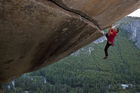 Q&a Alex Honnold On Climbing El Capitan Without Ropes