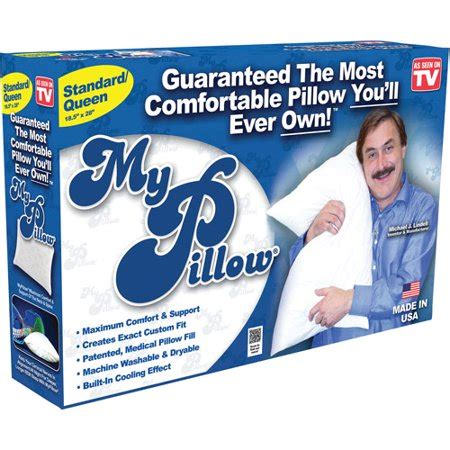 my pillow fitting guide as seen on tv my pillow walmart