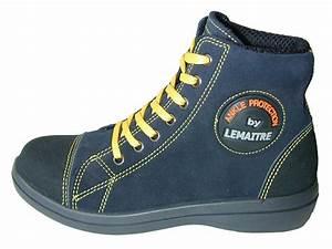 Chaussure De Travail Femme : chaussure haute l22 chaussures travail avec securite ~ Dailycaller-alerts.com Idées de Décoration