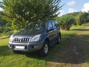 Toyota Land Cruiser 7 Places : toyota land cruiser toyoya land cruiser 4x4 7 places voitures martinique occasion le parking ~ Gottalentnigeria.com Avis de Voitures