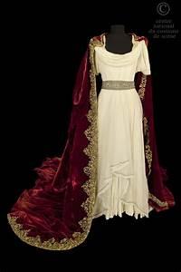 norma maria callas robe longue a l39antique drapee en With robe longue jersey