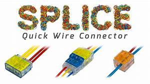 Ttaf U00ae Splice  U0026quot Quick Wire Connector U0026quot
