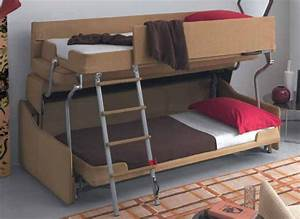 watch innovative space saving sofa transforms into comfy With sofa bunk bed space saving furniture