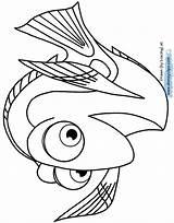 Dory Coloring Pages Finding Printable Disney Marlin Nemo Pixar Destiny Disneyclips Getcolorings Hank Pag sketch template