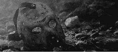 Jason Voorhees Horror Gifs Mask Slashers 13th