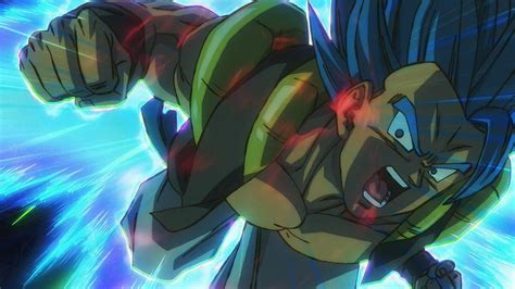 trailer gameplay de gogeta en dragon ball fighterz