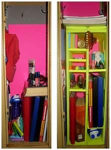 Pimp Your Locker : 7 best images about school locker organization on pinterest hanging shelves pictures of and ~ Eleganceandgraceweddings.com Haus und Dekorationen