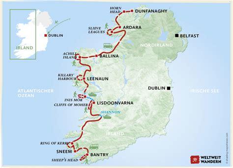 Wild Atlantic Way - Die irische Atlantikküste