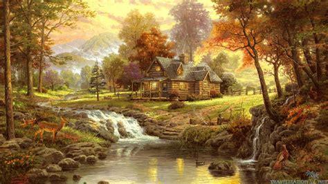 desktop wallpaper autumn scenes  images