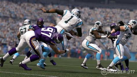 'madden Nfl 17' Title Update 3 Major Improvements From