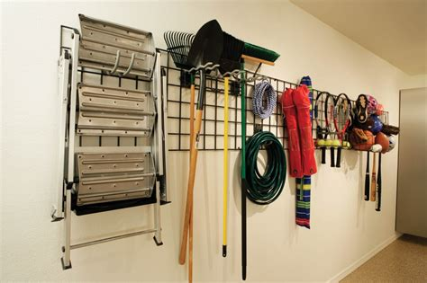 Garage Organizers : Winterize Your Garage For More Comfortable Living