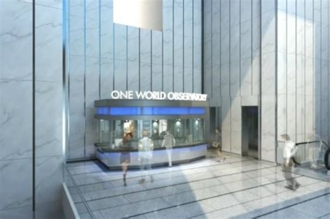 1 wtc s one world observatory set to open in may one world trade center observatory inhabitat