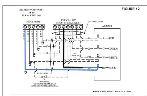 Have Totaline Thermostat The Wiring