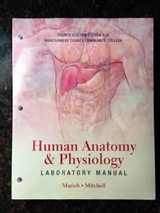 Human Anatomy And Physiology Laboratory Manual Fourth