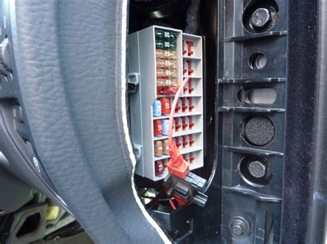 Fuse Box In Chrysler Voyager by Sat Nav Phone My2008 Parrot Mki9100 Install Guide