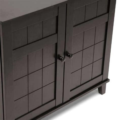 baxton studio glidden shoe cabinet baxton studio glidden wood modern shoe cabinet