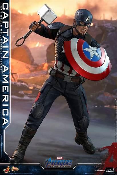 Captain America Shield Broken Endgame Mjolnir Toys