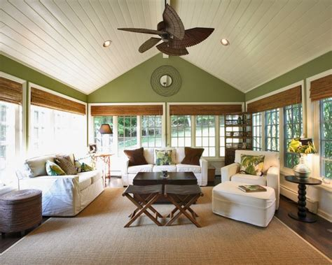 Rustic-style-sunrooms