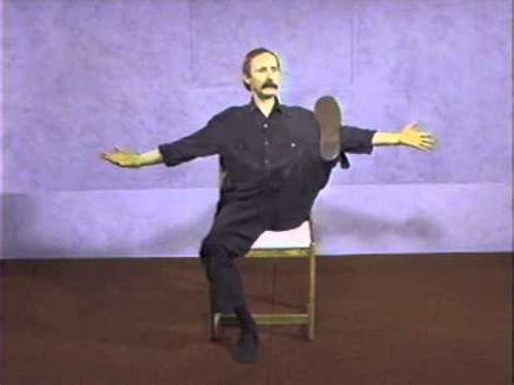 yin yoga chair poses part 1 with paulie zink youtube