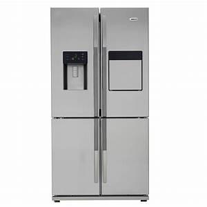Refrigerateur Congelateur Americain : beko cr frig rateur am ricain 4 portes gne134605 ~ Premium-room.com Idées de Décoration