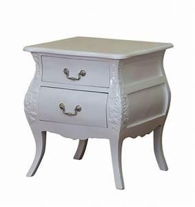 Table De Chevet Romantique : mobilier baroque chevet ~ Melissatoandfro.com Idées de Décoration