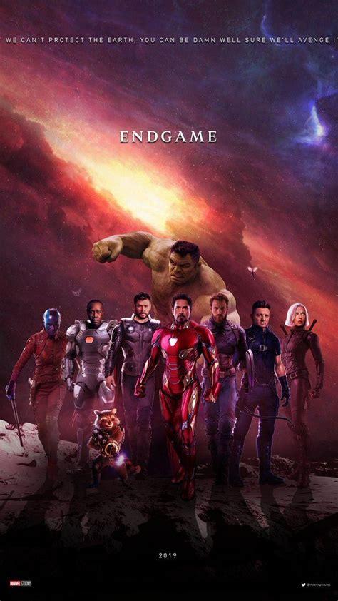 Free download Avengers Endgame 2019 Poster Movie 2019 ...