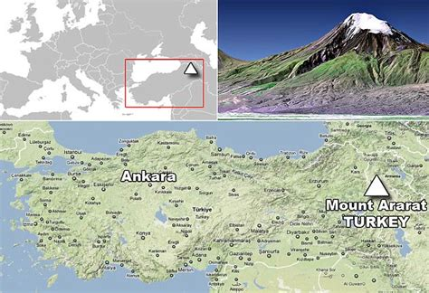 online offender maps mt ararat noah 39 s ark remains 39 discovered 39 up a mountain in turkey
