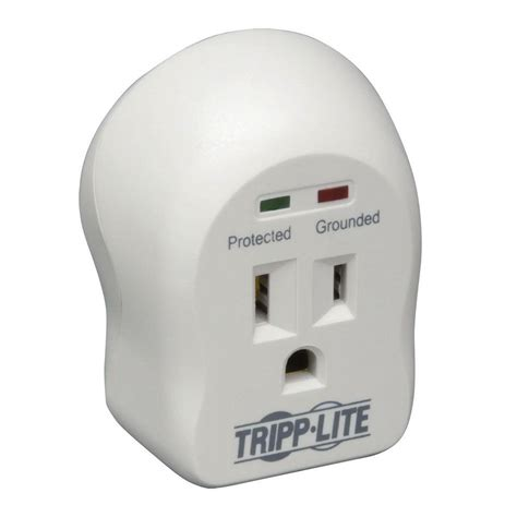 surge lite tripp protector plug outlet direct suppressor joules spike cube joule personal series protectors